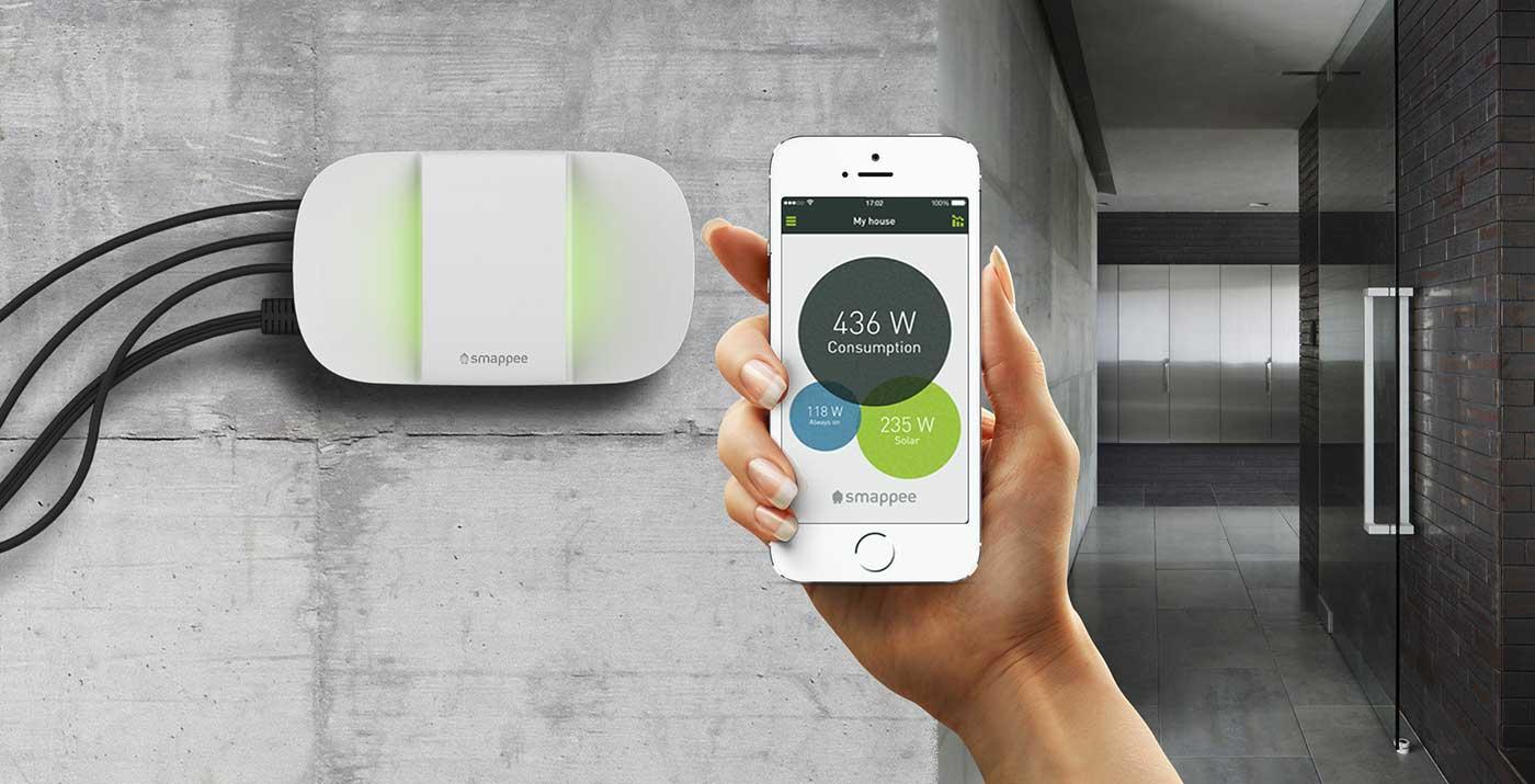 smappee energy monitor nencom. Black Bedroom Furniture Sets. Home Design Ideas