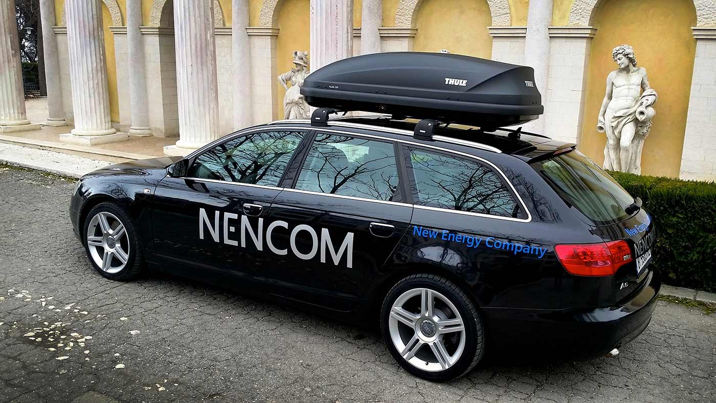 Audi NENCOM