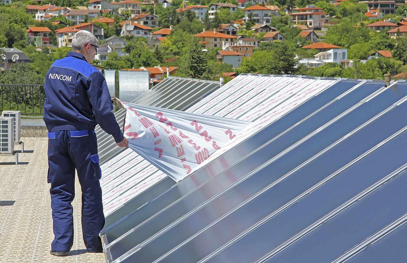 Пуск на слънчевите колектори