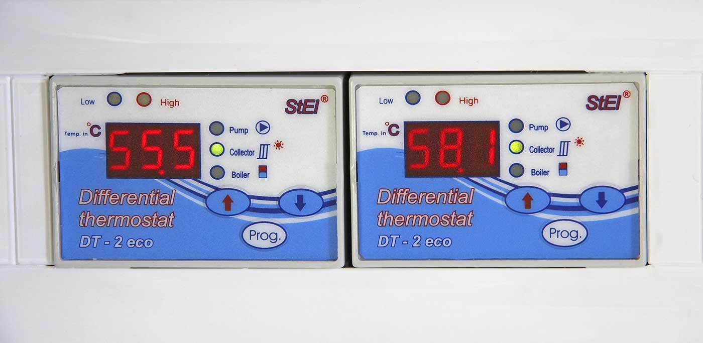 Диференциален термостат