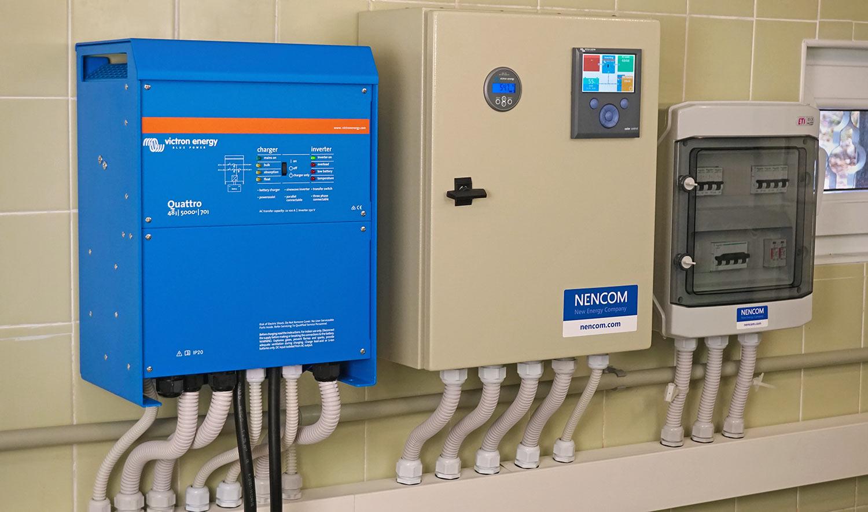 Hybrid Inverters Victron Energy — NENCOM
