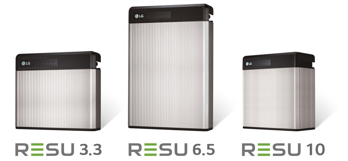 Energy storage LG Chem RESU