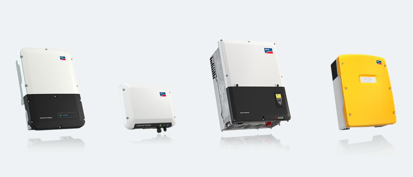 Battery inverters SMA