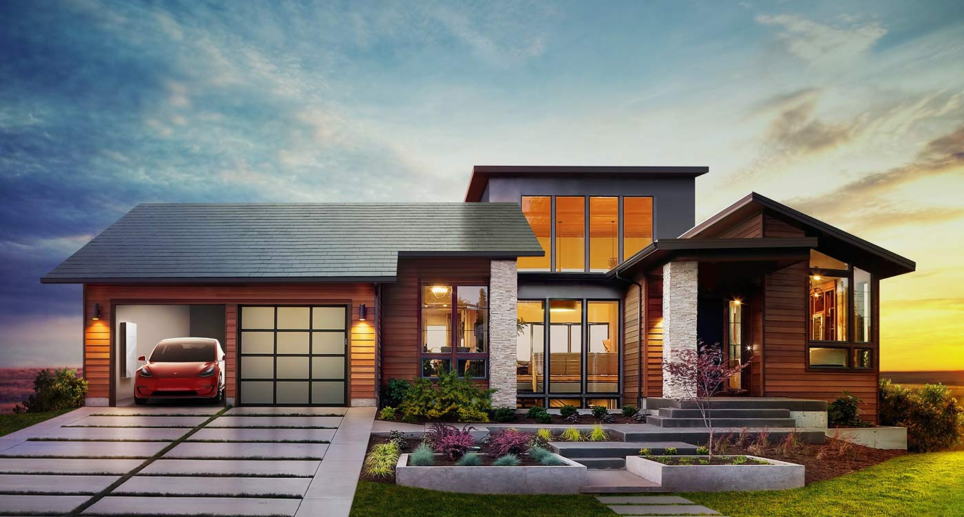 Аккумулятор Tesla Powerwall 2 в доме