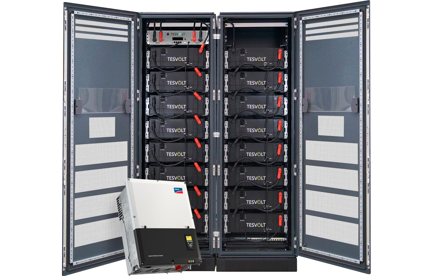 High Voltage Storage Energy System TESVOLT HV 70