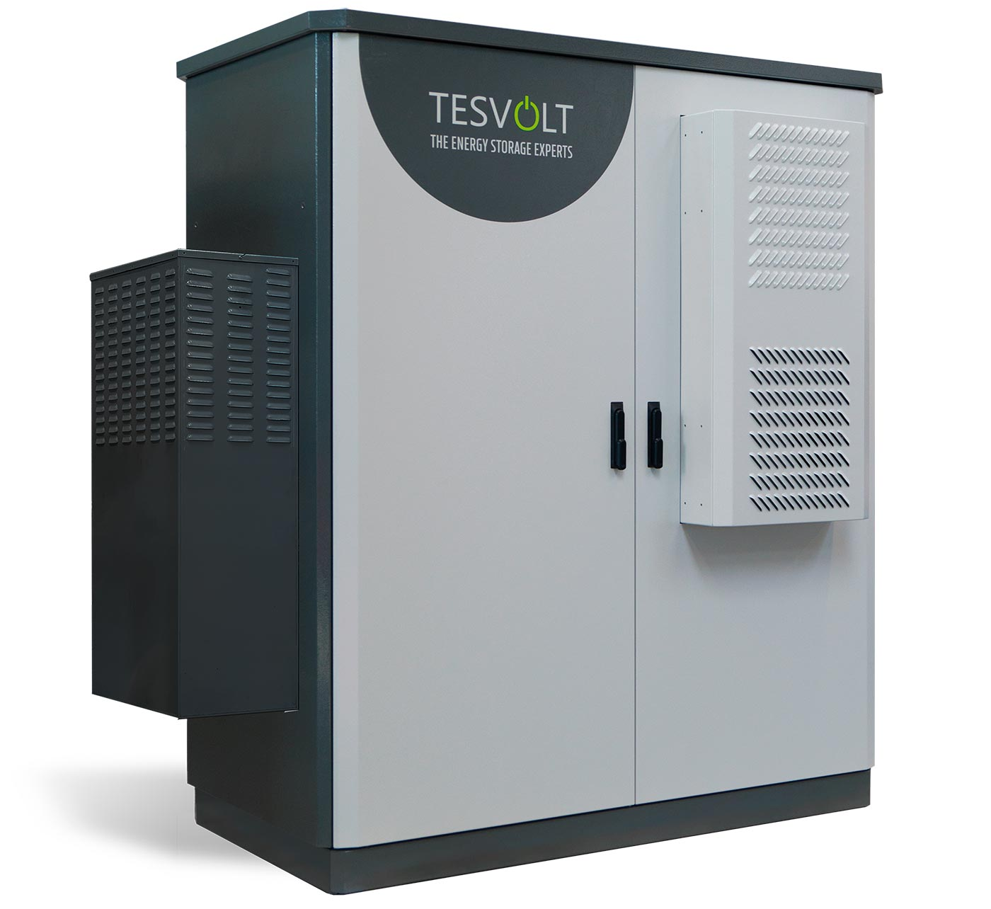 Energy Storage System TESVOLT HV 70 Outdoor