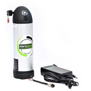 Литий-ионный аккумулятор 36V 8Ah для электровелосипеда