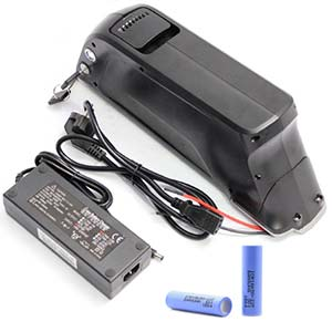 Литий-ионная батарея 36V 11Ah для электровелосипеда