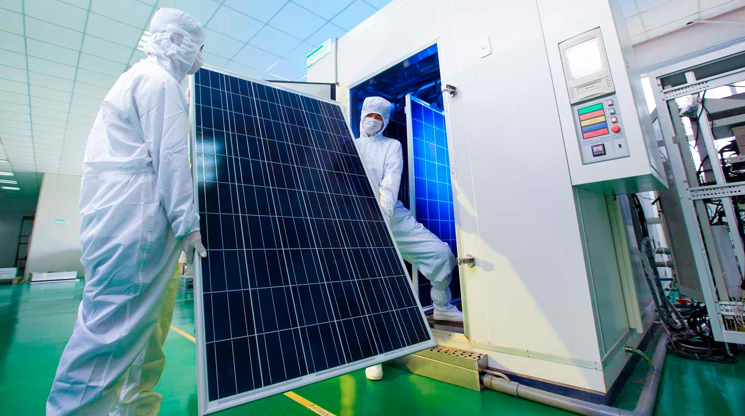 Photovoltaic modules Jinko Solar