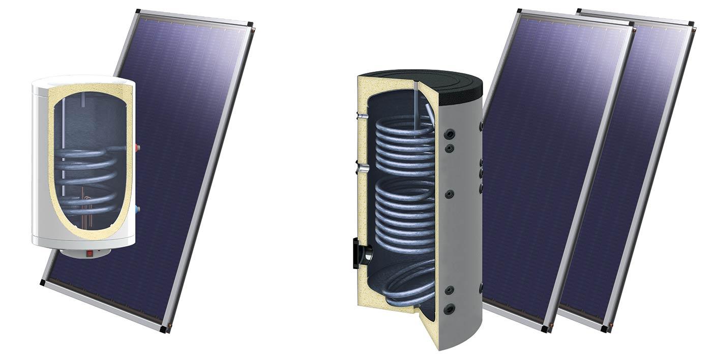 Солнечные комплекты SUNSYSTEM